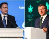 Frente anti-Erdoğan se expande: 2 novos partidos se juntam à Aliança Nacional