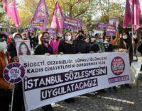 Embaixadas de 19 países pedem à Turquia que reconsidere a saída da Convenção de Istambul