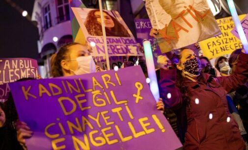17 mulheres mortas por homens, mais 12 morreram suspeitamente na Turquia em abril