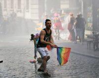 Os Estados Unidos critica repressão aos segmentos LGBT da Turquia