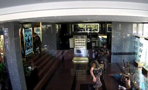 Gravações CCTV mantidas em segredo revelam tortura e abusos na Turquia