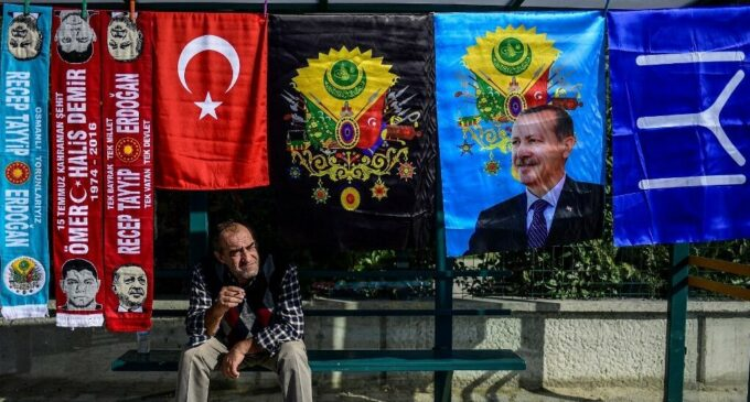 A Turquia remodelada marca cinco anos desde o golpe fracassado