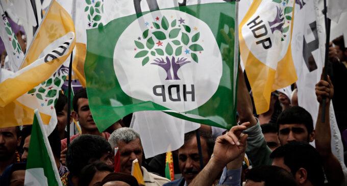 HDP, um partido sob ataque na Turquia
