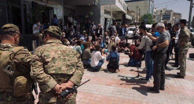 A invasão do norte do Iraque pela Turquia pode levar à guerra civil curda