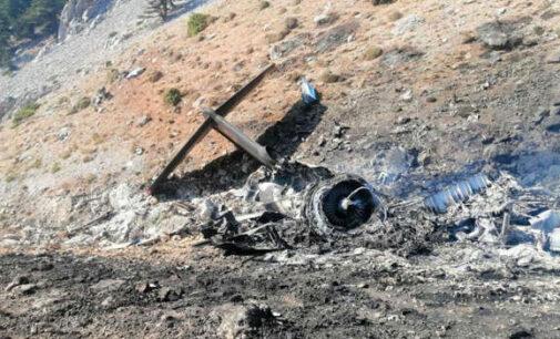 Avião russo que combatia incêndios cai na Turquia