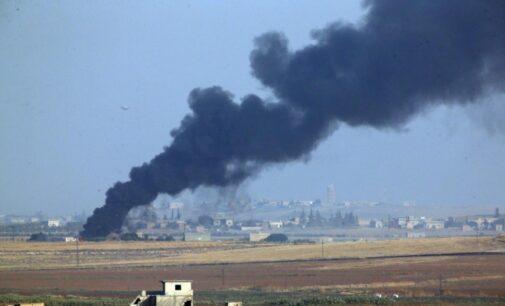 Bombardeio turco mata dois no Iraque