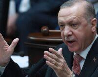 Erdoğan supera todos os outros presidentes no lançamento de processos contra insultos