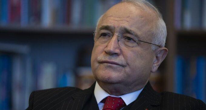 Ex-ministros deveriam ter sido julgados por corrupção, diz Cemil Çiçek