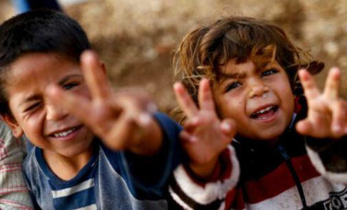 Cerca de 400.000 crianças sírias deixadas de fora do sistema educacional turco