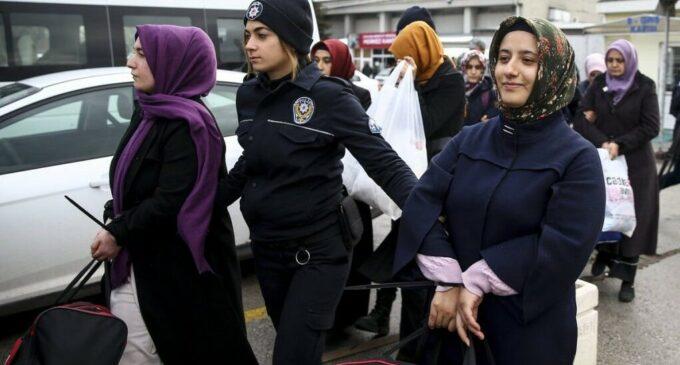 43 pessoas detidas por ajudar famílias das vítimas do pós-golpe