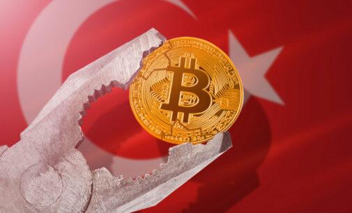"""Erdogan diz que o governo turco está """"em guerra"""" com as criptomoedas"""