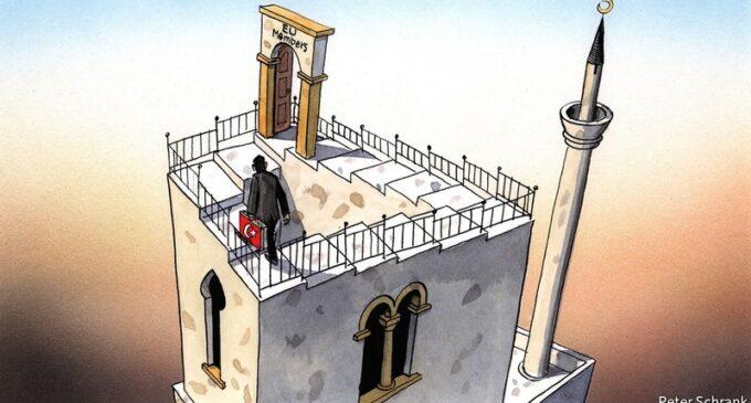A ficção de que a Turquia é um candidato a aderir à UE está se desvendando