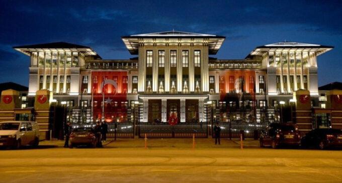 Presidência de Erdoğan gastou US$ 890.000 por dia em 2020