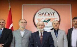 A consultoria de defesa islâmica da Turquia SADAT enfrenta o Ocidente