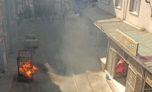 Empresas e casas sírias atacadas na Turquia