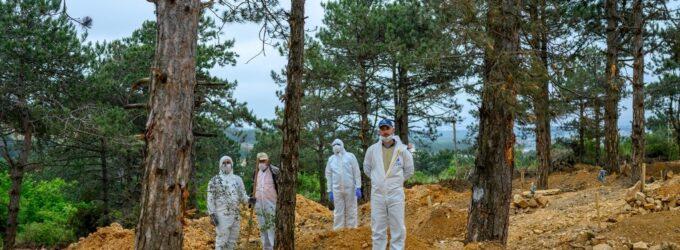Pelo menos 55.000 mortes por COVID-19 na Turquia não foram registradas