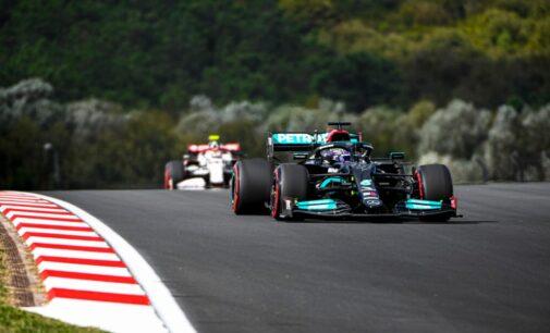 Hamilton lidera treino de abertura do GP da Turquia, mas recebe penalidade